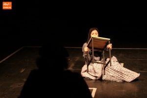 گزارش تصویری شرجی از اجرای نمایش سینکوب از جشنواره تئاتر معلولین مناطق کویر و خلیج فارس